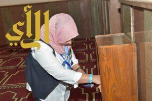 رواد ومرشدات الكشافة العرب يشاركون في اليوم العالمي للتطوع