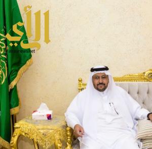 الأحمري يباشر مهام عمله رئيساً لبلدية محافظة طريب