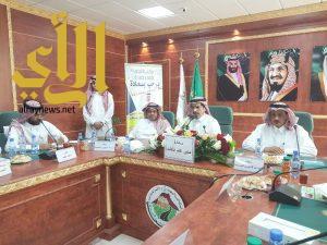 آل كركمان يطالب قادة المدارس بالقيام بدور القادة المؤثرين
