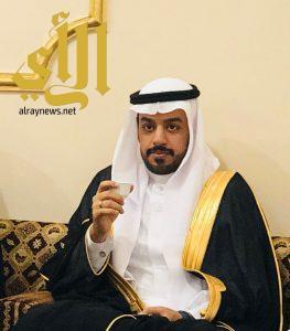 عبد الرحمن الجبلي يحتفل بعقد قرانه