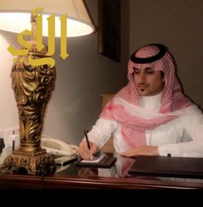 عبدالرحمن آل الجرو يحتفل بزواجه
