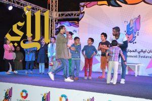 مهرجان ليالي الحجاز الثاني يشهد إقبالا كبيرا من الزوار