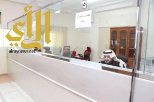 قطاع التنمية الاجتماعية بمنطقة عسير  يفتتح مراكز خدمة العملاء