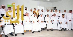 تقني مكة يكرم 75 متقاعدا من منسوبيه بمحافظات منطقة مكة المكرمة