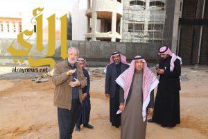 الغفيص يتفقّد الإدارات التابعة لفرع وزارة العمل بمنطقة الجوف
