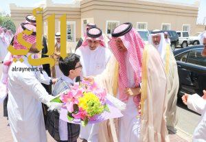 الأمير سلطان بن سلمان يزور جمعية الأطفال المعوقين بعسير