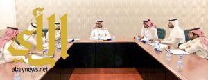 لجنة التكنولوجيا بغرفة نجران تعقد اجتماعها