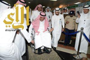 أطفال عسير المعوقين يشاركون جامعة الملك خالد