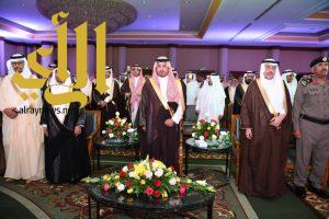 الأمير منصور بن مقرن يرعى احتفال تعاونية عسير لمنتجي الدواجن