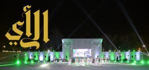 """أمين الشرقية يدشن مهرجان """"ربيع الشرقية """" السادس في منتزه الملك فهد بالدمام"""