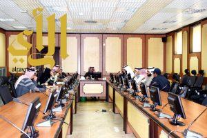 اجتماع تنسيقي لتوأمة وحدة الأورام بين مستشفى عسير المركزي ومدينة الملك عبد الله الطبية
