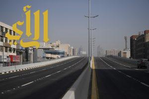 أمين الشرقية يفتتح جسر تقاطع طريق الملك عبدالعزيز مع الشارع العاشر في محافظة الخبر