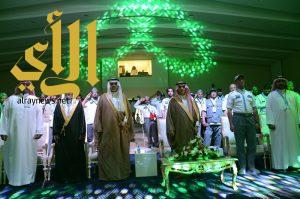 اختتام منافسات رسل السلام للتميز الكشفي لمرحلة الاشبال على مستوى المملكة