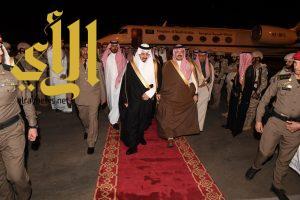 أمير منطقة عسير يحتفي بسمو نائبه الأمير تركي بن طلال