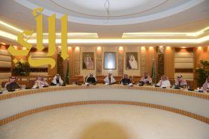 أمانة الشرقية تعقد اجتماع لأطلاق مبادرة نقوش الشرقية