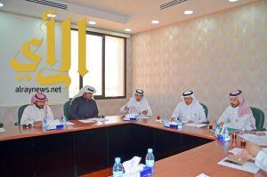 لجنة المكاتب الاستشارية بغرفة نجران تطرح فكرة تنظيم جائزة سنوية