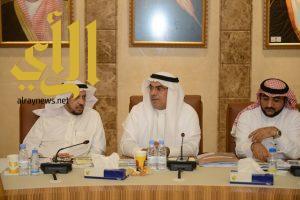 أمانة الشرقية تعقد اجتماع بشأن برنامج الجودة لمصانع الخرسانة الجاهزة ومواد الطرق في المنطقة
