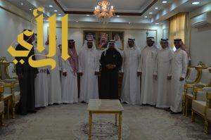 رئيس وأعضاء غرفة نجران يزورون محافظة شرورة ويلتقون بعدد من رجال الاعمال