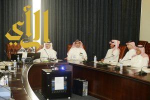 صحة البيئة بأمانة الشرقية تعقد اجتماع لمناقشة استعدادات الصيف وشهر رمضان الكريم
