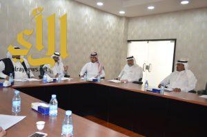 اللجنة العقارية بغرفة نجران تعقد إجتماعاً إستثنائياً