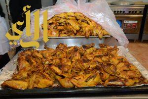 بر بلجرشي تقدم ولأول مرة مشروع افطار الصائمين بأيدي الاسر المنتجة