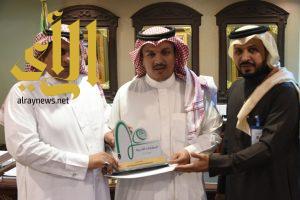 تكريم الفائزين في مسابقة المهارات الأدبية بتعليم عسير