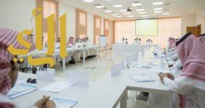وكيل أمارة القصيم يفتتح برنامج إعداد التقارير لمنسوبي أمارة المنطقة