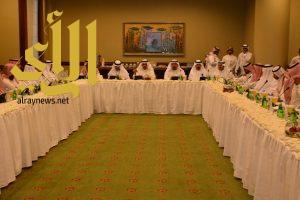 الجمعية العمومية لغرفة أبها تعقد اجتماعها لمناقشة التقرير السنوي والحساب الختامي