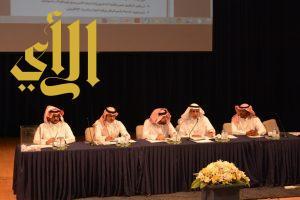 اللجنة المشرفة تعقد اجتماع توضيحي لآليات وضوابط العملية الانتخابية بغرفة أبها