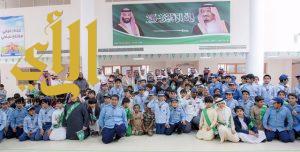 """الأمير فيصل بن مشعل: مبادرات """"تعليم القصيم"""" الوطنية فخر واعتزاز للجميع"""