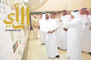 حضارة وتراث الشرقية أمام زوار معرض بجامعة الإمام عبد الرحمن
