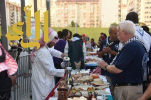 فعاليات ثقافية سعودية بالمؤتمر الكشفي العالمي في اذربيجان