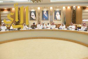 أمين الشرقية يترأس اجتماع لجنة تنسيق المشروعات