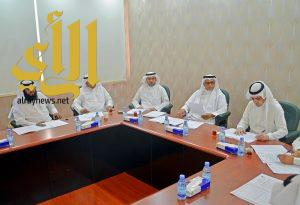 إجتماع لجنة التدريب والتعليم الأهلي بغرفة نجران