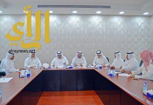 اللجنة العقارية بغرفة نجران تناقش عددا من المواضيع التي تخدم قطاع العقار بالمنطقة
