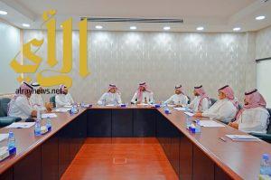 إجتماع لجنة شباب الأعمال بغرفة نجران