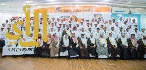 نائب أمير القصيم يشهد حفل تخريج 199 متدرباً بمحافظة البكيرية