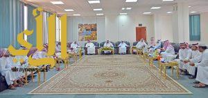 غرفة نجران تنظم حفل معايدة بمناسبة عيد الاضحى