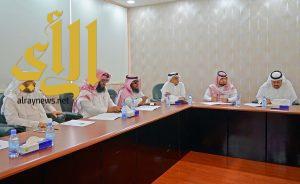 لجنة التدريب والتعليم الاهلي بغرفة نجران تعقد اجتماعها