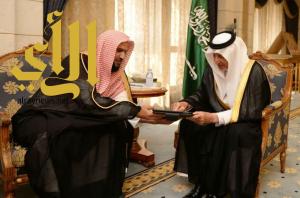 الامير خالد الفيصل يدشن برنامج الندوات الفكرية الموجهة للائمة
