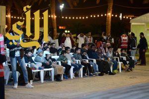 """"""" هلا سعودي """" يجذب 13 ألف زائر على واجهة الخبر البحرية خلال ثلاثة أيام"""