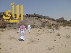 الرفع المساحي ل 86 موقع أثري بمنطقة عسير