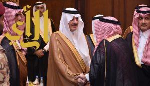 سمو أمير المنطقة الشرقية يستقبل المبايعين لولي العهد
