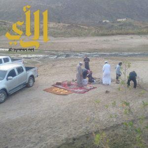 مدني نجران يحذر من تقلبات الأجواء