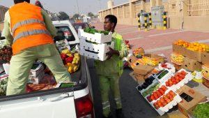 بلدية وسط الدمام تغلق ٣٤٥ محل وتوجيه ٧٠٠ انذار.. وإيقاف  ١٧٠ عامل مخالف