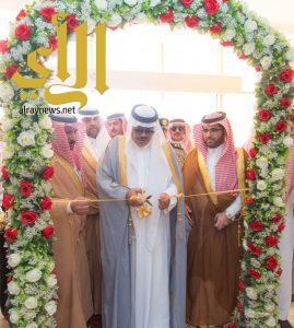أمير الباحة يتفقد محافظة قلوة ويدشن مشاريع بقيمة تتجاوز ٤٠٠ مليون ريال