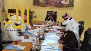 مجلس إدراة جمعية القرى للبر يعقد اجتماعه الدوري