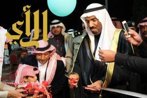 محافظ المندق يدشن أول مركز إعلامي على مستوى المحافظات بمنطقة الباحة