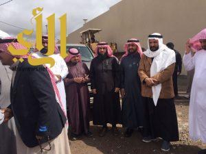 المجلس البلدي بمحافظة سراة عبيدة يقوم بجولة ميدانية على المحافظة والقرى التابعة لها