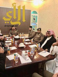 مدني الباحة يحد من حرائق الغابات